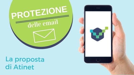 La proposta Atinet in tema di protezione delle email